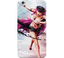 Street Fighter Poisen iPhone Case/Skin