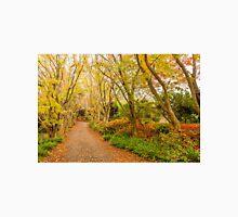 Autumn forest in Japan Unisex T-Shirt