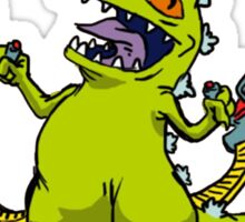 Reptar Sticker