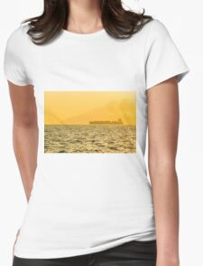 Ship sailing in ocean T-Shirt