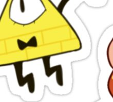 Gravity Falls 3 Sticker