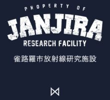 Janjira Research Facility (worn look) by KRDesign