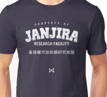 Janjira Research Facility (worn look) Unisex T-Shirt