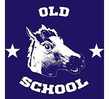 Old school horse Photographic Print