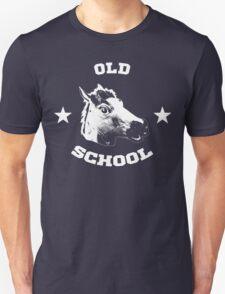 Old school horse Unisex T-Shirt