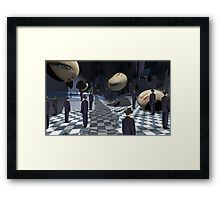 Successful individuals  Framed Print