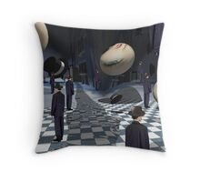 Successful individuals  Throw Pillow