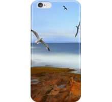 Deep Blue Sea iPhone Case/Skin