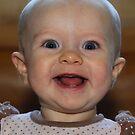 My happy LiL' Adelyn!  by Jeremy  Jones