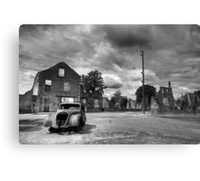 Ghost Town II Canvas Print