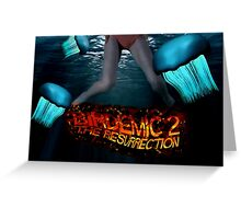 BIRDEMIC 2: THE RESURRECTION Greeting Card