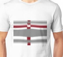 Distortion of lines... Unisex T-Shirt