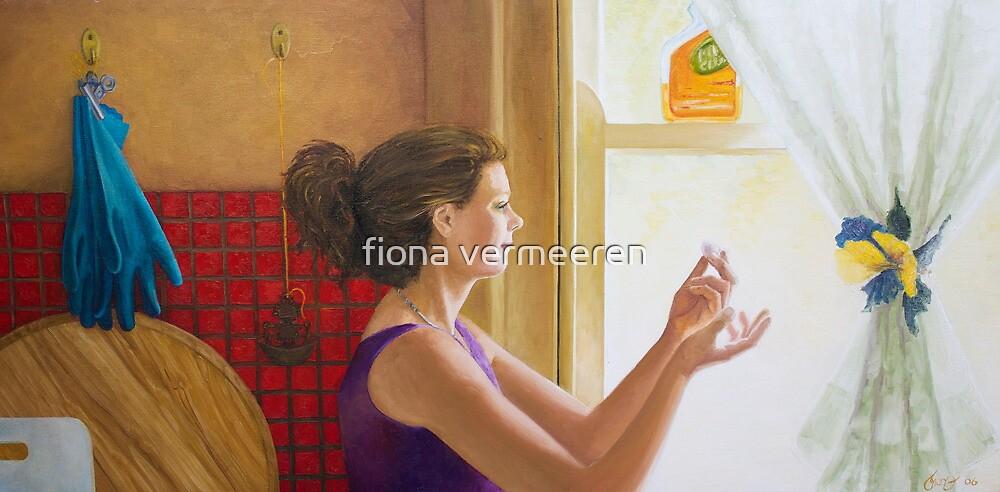 Bittersweet, oil on canvas, 2006. by fiona vermeeren