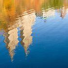 San Remo Reflections by Ellen McKnight