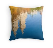 San Remo Reflections Throw Pillow