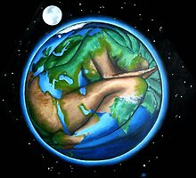 Mother Earth by siochain