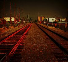 A Long Way Home by saseoche
