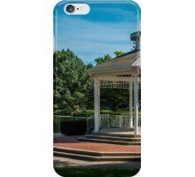 Goodale Gazebo iPhone Case/Skin