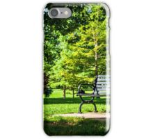 Goodale Park iPhone Case/Skin