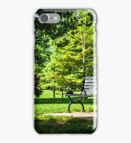 Goodale Park iPhone Case/Skin