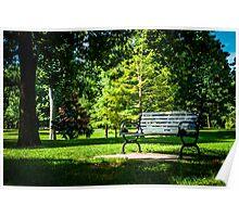 Goodale Park Poster
