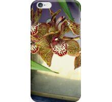 Brass-ket Weave And Semi-Gloss Purple iPhone Case/Skin