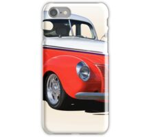 1940 Ford Deluxe Coupe 50 50 I iPhone Case/Skin