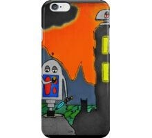 Scott Cosby Bored of the Rings Pogoshots iPhone Case/Skin