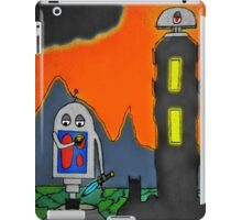 Scott Cosby Bored of the Rings Pogoshots iPad Case/Skin