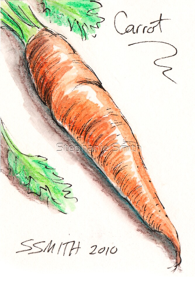 Carrot by Stephanie Smith