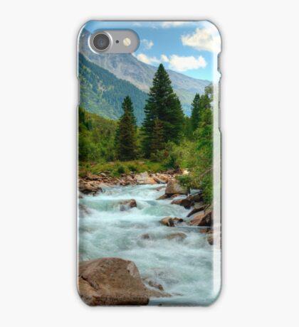 Krimmler Ache iPhone Case/Skin