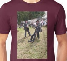 Sherifs against V/S The Daltons 07   (c)(h) by Olao-Olavia / Okaio Créations fz 1000 - 2014 Unisex T-Shirt