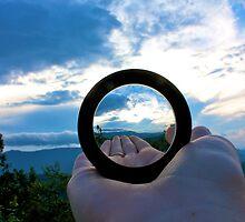 Handheld Lens by Stephanie Grice
