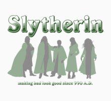 Slytherin - making bad look good by sentstarr