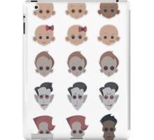 characters iPad Case/Skin