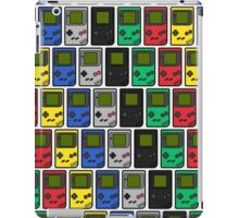 GAMEBOY iPad Case/Skin
