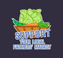 Support Your Local Farmers' Market T-Shirt
