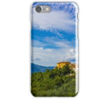 In The Heart Of Italy iPhone Case/Skin