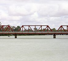Renmark-Paringa Bridge by R-Summers