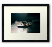 Ensnare Framed Print