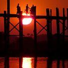 Sun Landing   by Brian Bo Mei