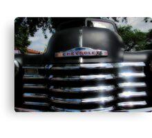 Big Bad Chevy Canvas Print