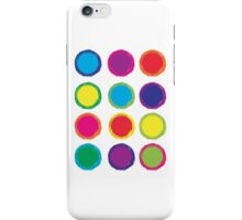 Colorful Circles iPhone Case/Skin