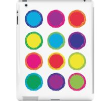 Colorful Circles iPad Case/Skin