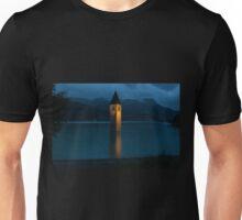 Reschensee by Night Unisex T-Shirt