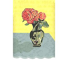 A rose is a rose is a rose...... Photographic Print