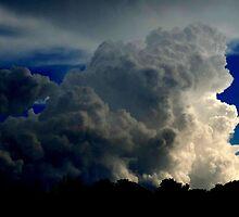 Angry Thunderhead by John Carpenter