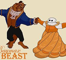 Baymax and the Beast by carapillar