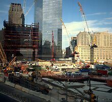 ~Through to Ground Zero-I~ by a~m .