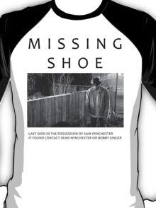 I lost my shoe... T-Shirt